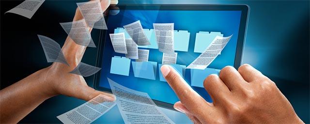 como fazer um arquivo digital de documentos