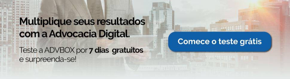 O Escritório digital viabilizando o Home office na advocacia Software Jurídico ADVBOX