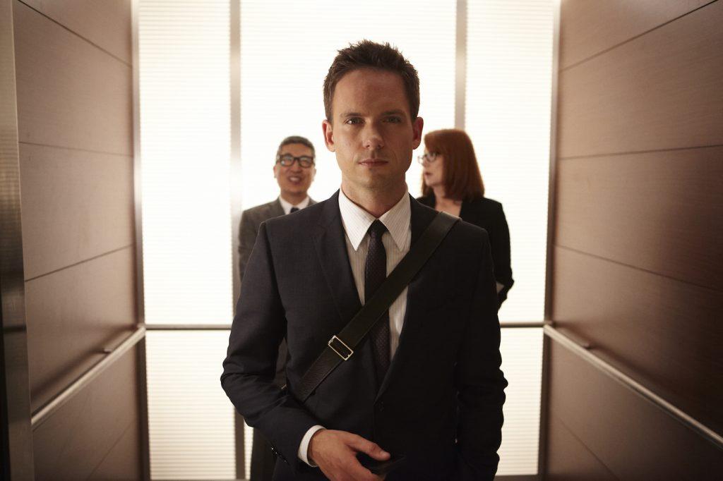 Mike Ross, personagem da série Suits