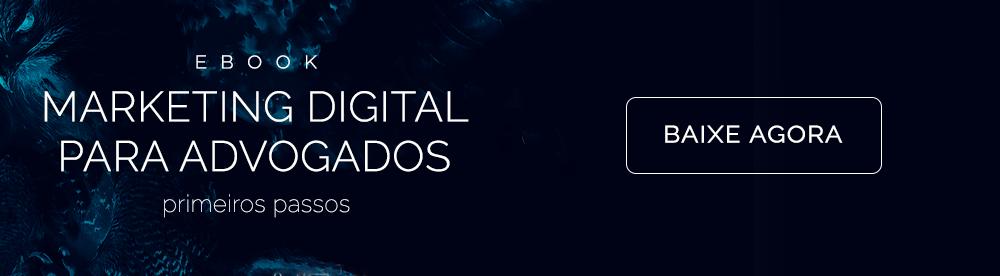 Ebook marketing digital para advogados