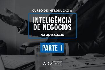 Curso de introdução à inteligência de negócios na advocacia