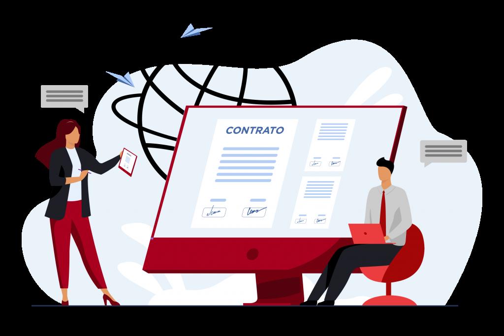 Treino em Fechamento de Contratos Online Software Jurídico ADVBOX
